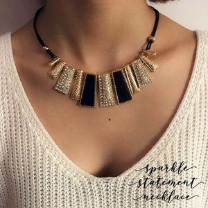 Jewelry - Sparkle CZ Statement Necklace